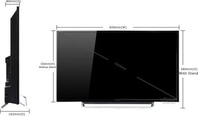 Sony Bravia 40 Inch Full HD LED TV (Bravia KLV 40R482B) Price in ...