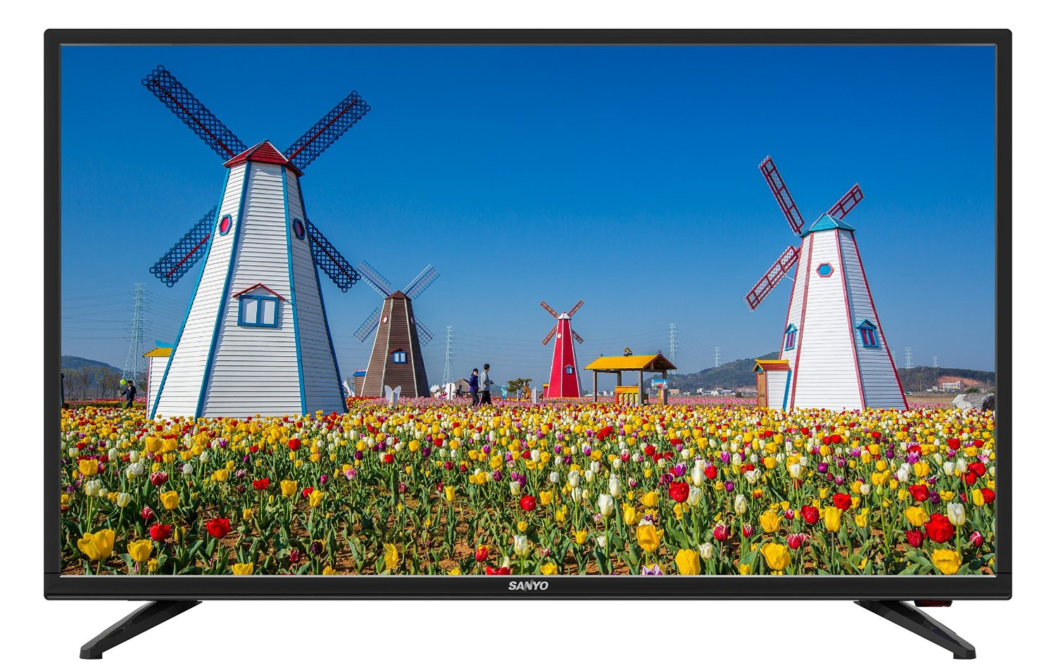 Sanyo 32 Inches HD Ready LED TV (XT 32S7000H) Price in India ...
