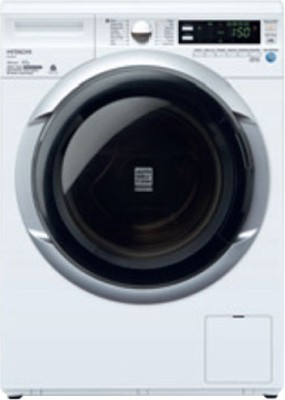 Hitachi 8 5 Kg Fully Automatic Front Load Washing Machine Bd W85tv Price In India Specifications And Reviews Buysmaart