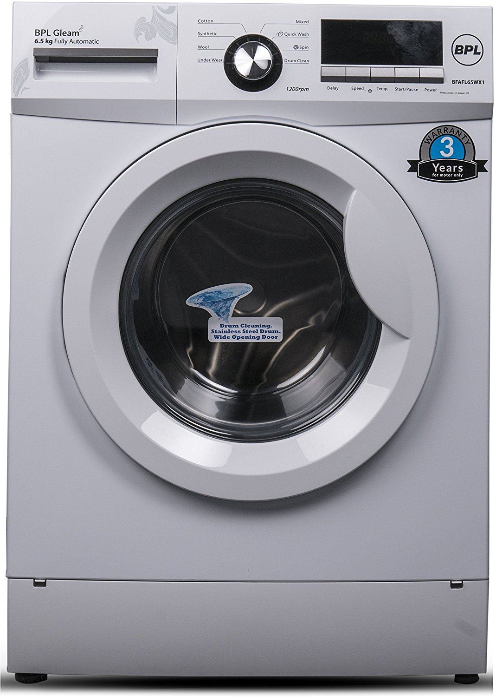 Bpl 65 Kg Fully Automatic Front Load Washing Machine Bfafl65wx1