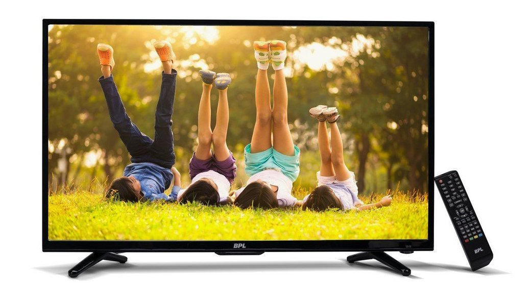 BPL Vivid 32 Inch HD Ready LED TV (BPL080D51H)