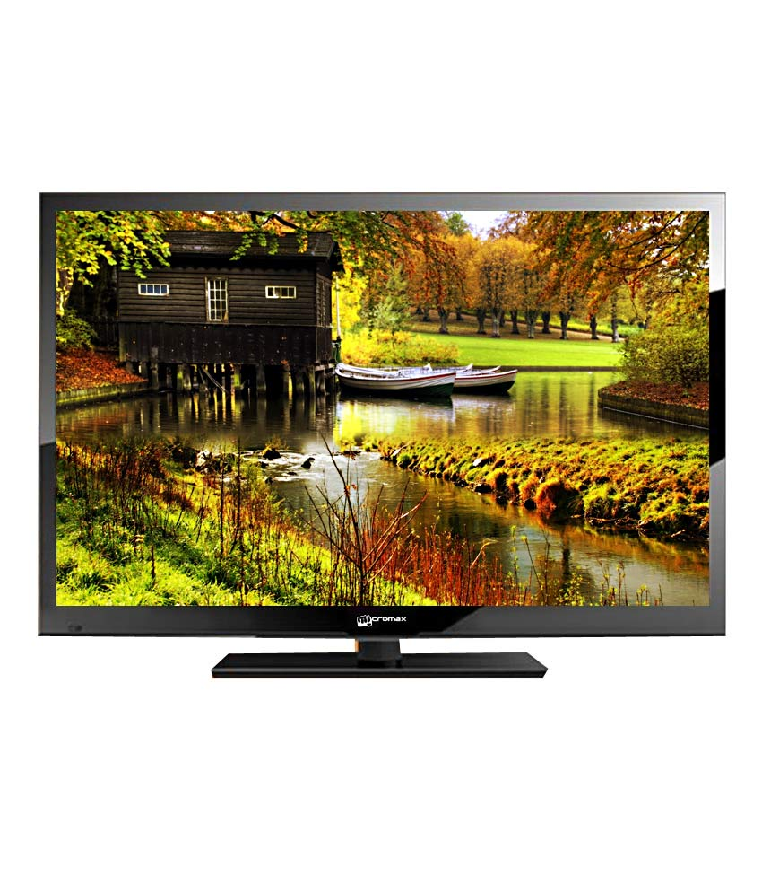 af6bb1ce7f9 Micromax 32 Inch HD Ready LED TV (32T7250) Price in India ...