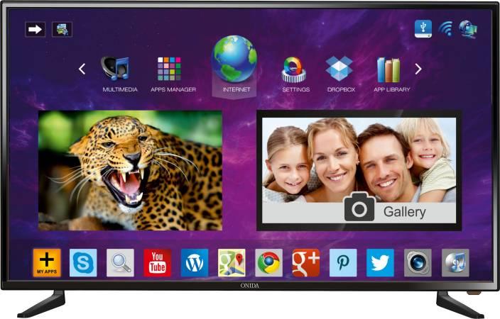 Onida 42 Inch Full HD Smart LED TV (42FIE)