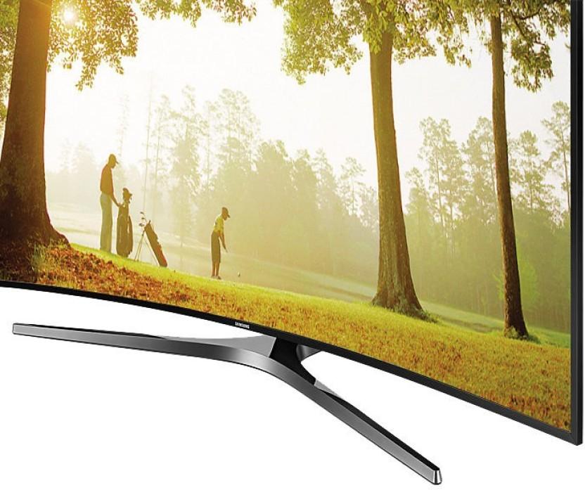 Samsung 43 Inch Ultra HD (4K) Curved LED Smart TV (43KU6570