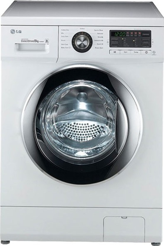 LG 10 5 kg Fully Automatic Front Load Washing Machine