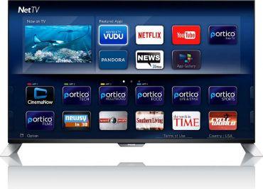 Philips 55 Inch 4K Ultra HD LED Smart TV (55PFL7900%2FF7